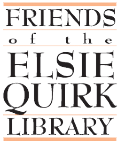 Friends of the Elsie Quirk Library