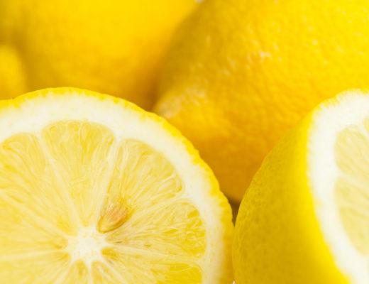 Yellow Lemons. Fresh lemons. Delicious citrus fruits