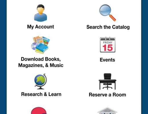 Sarasota County Libraries mobile app